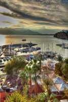 Antalya at Turkey, HDR photography