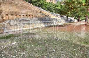 ancient Arykanda, HDR photography