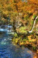 Duden waterfall, HDR photography