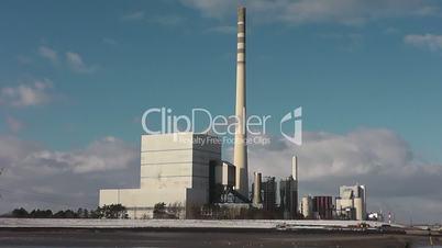 EON Kohlekraftwerk WHV