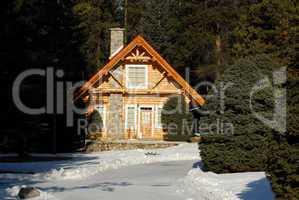 A little lg cabin 1