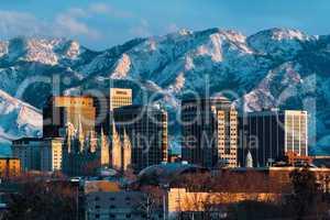 Salt Lake City Utah USA