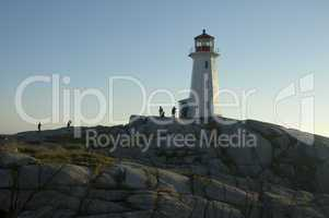 Lighthouse, Peggys Cove, NS