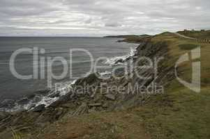 Coastal Scenics south of Cheticamp