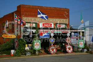 Route 66 Tourist Shop Erick Okla