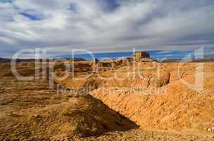 Desert Folds