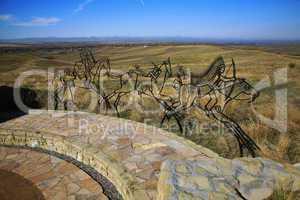 Custer Battlefield Nat'l Moniment M