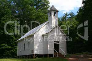Cades Cove Baptist Church