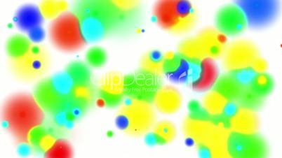 motion of particles, Loop