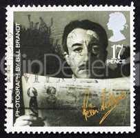 Postage stamp GB 1985 Peter Sellers