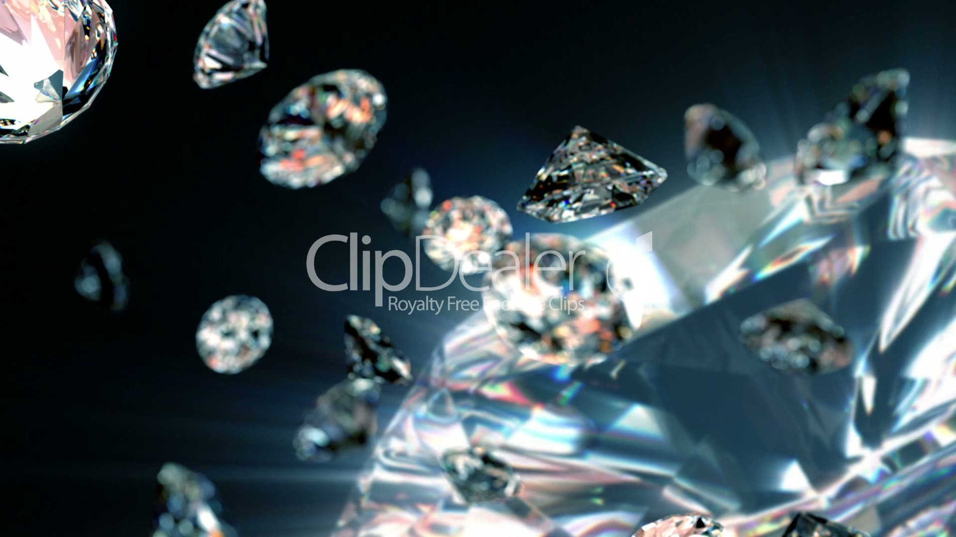 falling footage video stock and free media diamonds slowly royalty diamond