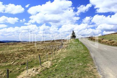 Route de Crêtes, Frankreich