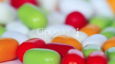 Medicine Pills. Shot Slider.