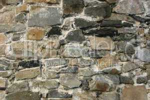 castle wall stones