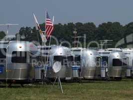 Airstream City-Aluminum Housing