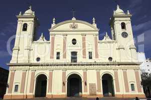 Cathedral Asuncion, Paraguay
