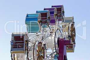 Carnival thrill ride