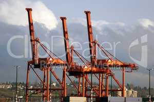 Cargo Cranes.