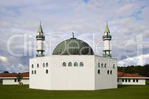 Mosque in Malmo