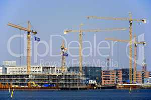 Building activity in Copenhagen har