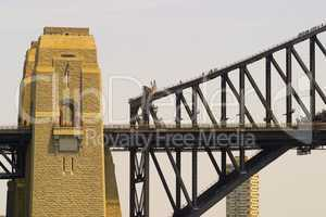 The Sydneyí‰ Harbor Bridge, Austral