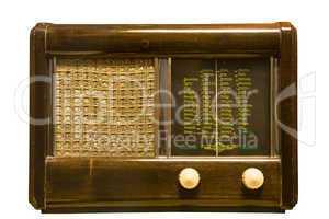 Old Comet Super Radio