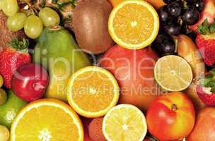 Frucht Hintergrund