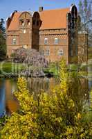 The Hesselagergaard manor house at