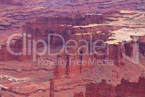MONUMENT BASIN CANYONLANDS