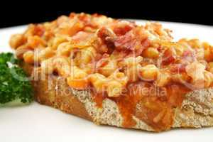 Bacon And Baked Beans