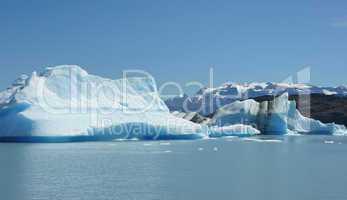 Glacier National Park, Patagonia, Argentina