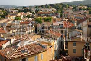 France, Bouche du Rhone, city of Salon de Provence