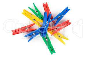 Photo of Colour clothes-peg