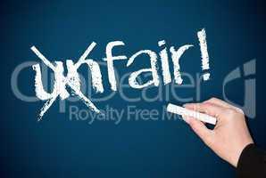 fair !