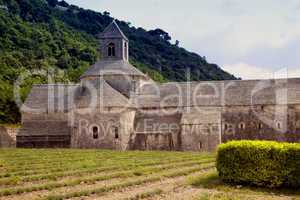 Abtei von Notre-Dame de Sénanque,Provence,Frankreich