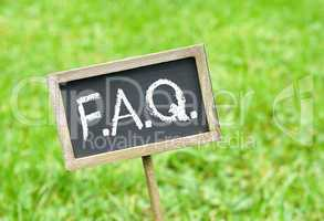 F.A.Q. - Frequently Asked Questions