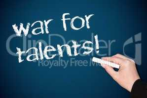 war for talents