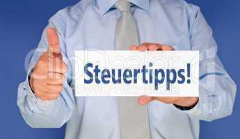 Steuertipps !