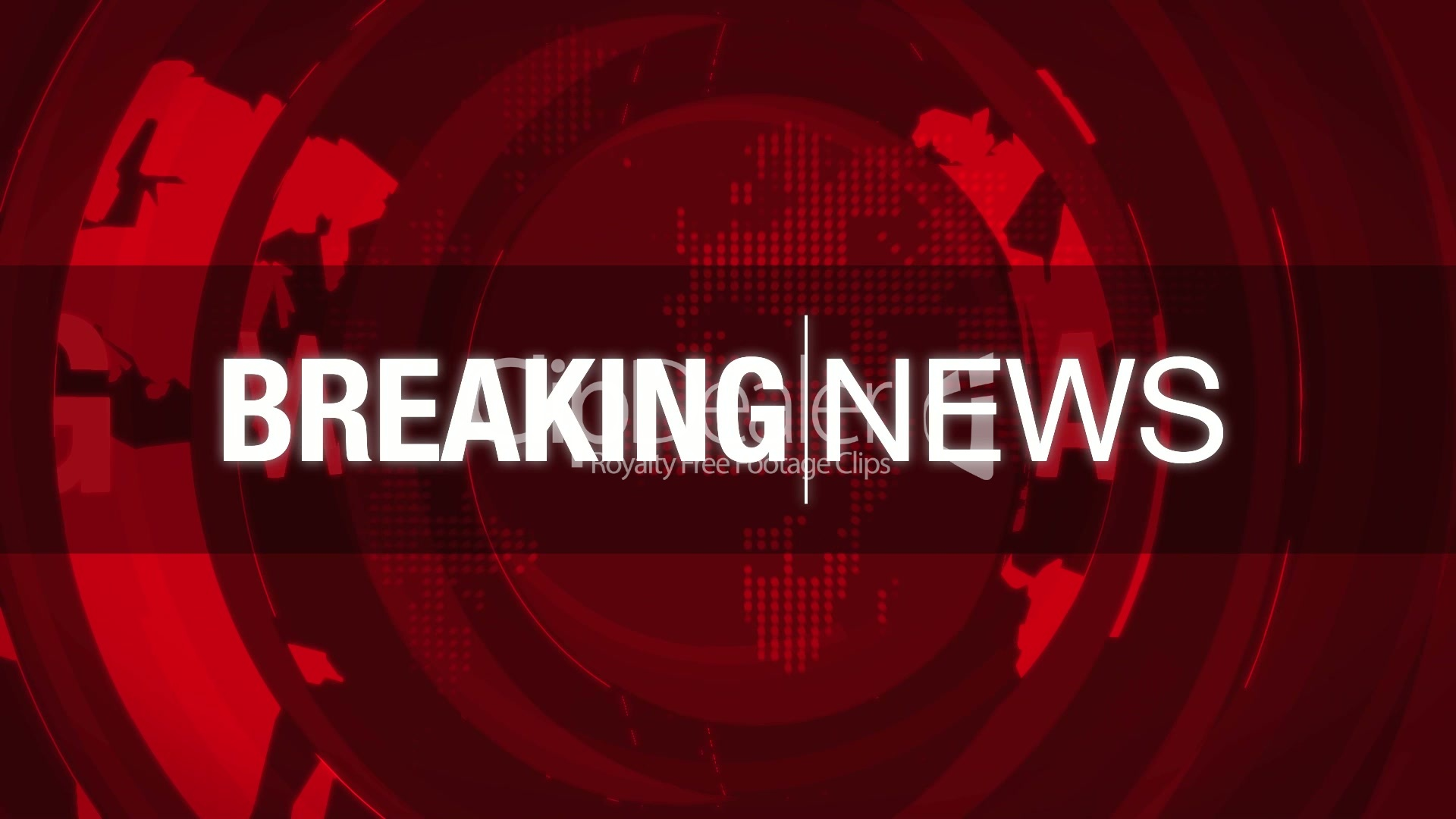 Breaking News Title HD Royalty Free Video And Stock Footage