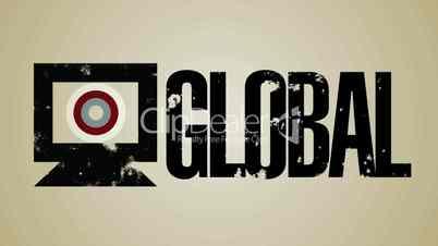 Computer Global Business Loop HD
