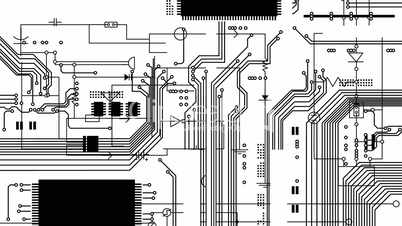 Electronic Graphics Mono Loop HD