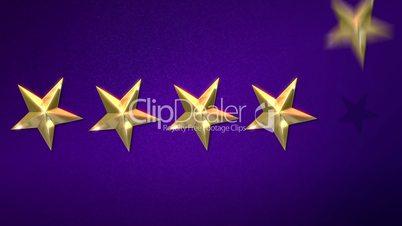Five Gold Stars HD