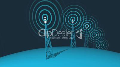 Global Radio Masts Transmitting Loop HD