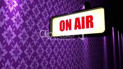On Air Sign HD