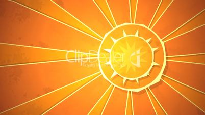 Radial Sunshine Loop HD