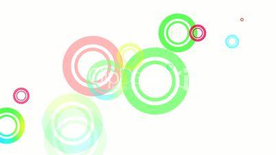 Random Circles Loop HD