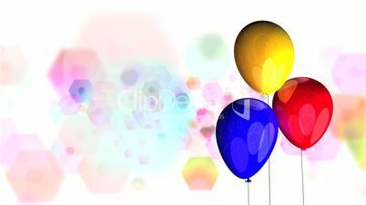 Revolving Balloons Loop