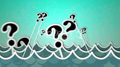 Sea Of Questions Loop HD