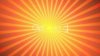 Sunburst Vector Back