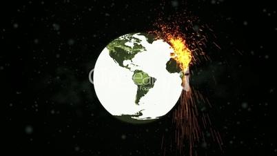 World Exploding Bomb HD